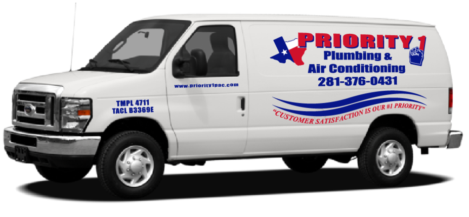 Leave Your Plumbing Problems to Priority 1 Plumbing & Air Conditioning