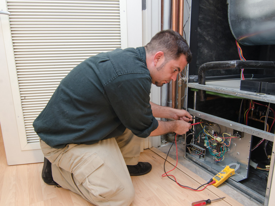 Don't Sweat About Your Faulty AC